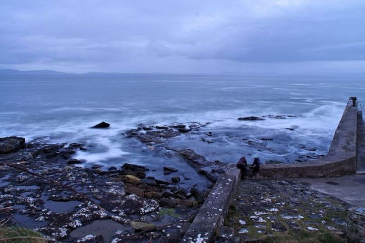 Creevy Pier, Donegal