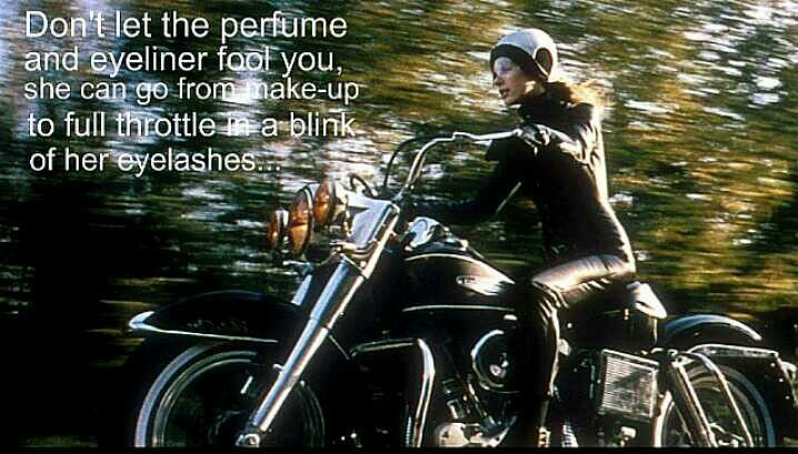 Chick Quotes: 25+ Best Women Motorcycle Quotes On Pinterest