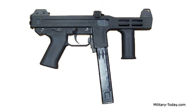 Spectre M4 Submachine Gun
