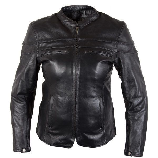 Xelement Road Queen Women S Armored Soft Cowhide Leather Motorcycle Jacket Motorcycle Jacket Women Leather Jackets Women Leather Jacket