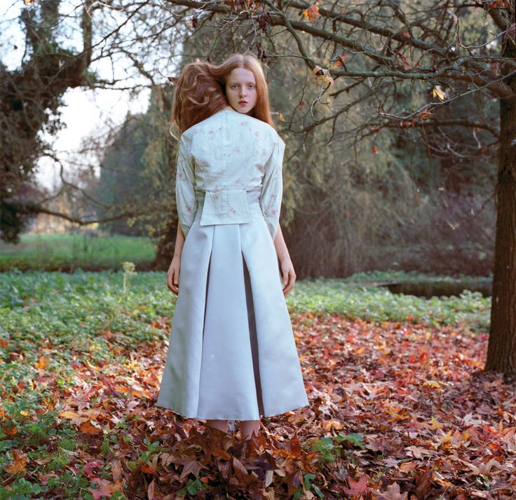Dutch photographer Hellen van Meene is one of the leading Dutch photographers of her generation. During the first part of the 1990s, her work involved intriguing portraits of adolescent girls and w