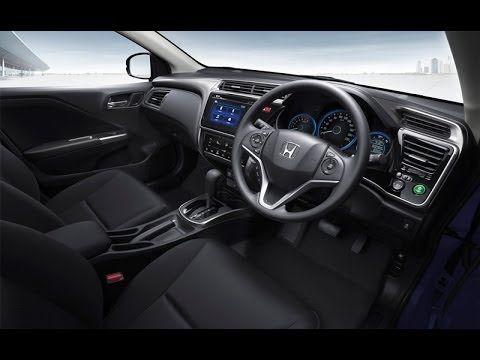 [NEW] Honda City 2014 interior