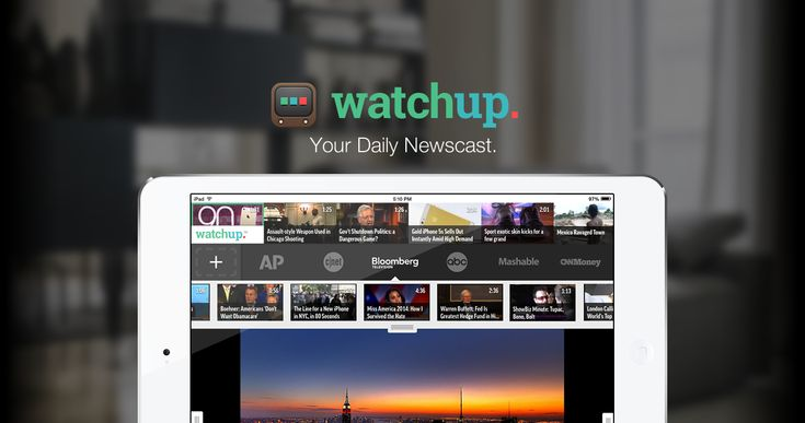 Watchup: Your Daily Newscast