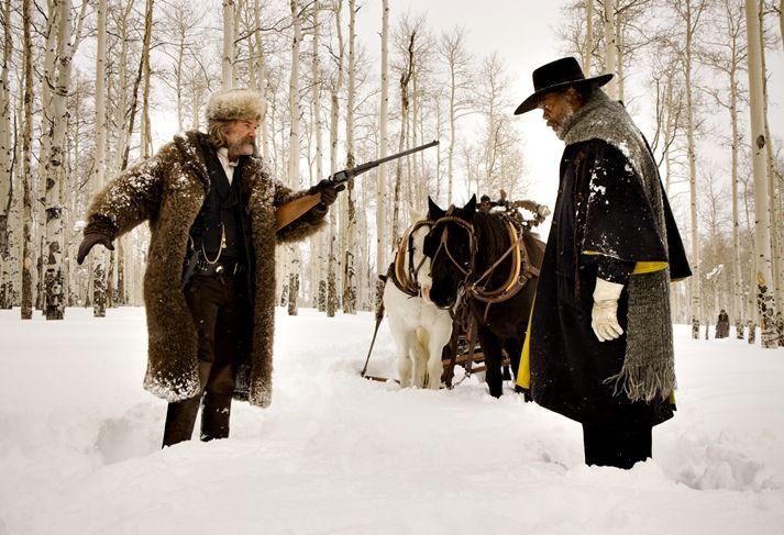 Estados Unidos · 2015 · Dirigida por Quentin Tarantino · Póster . Fecha de estreno en España: el 6 d...