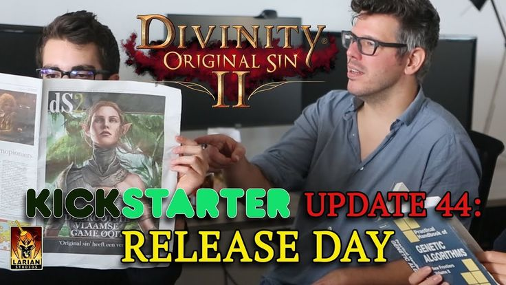 Larian Studios Has Power Outtage on Release Day. Of all the days.... https://www.youtube.com/watch?v=P0JgWa21jQY