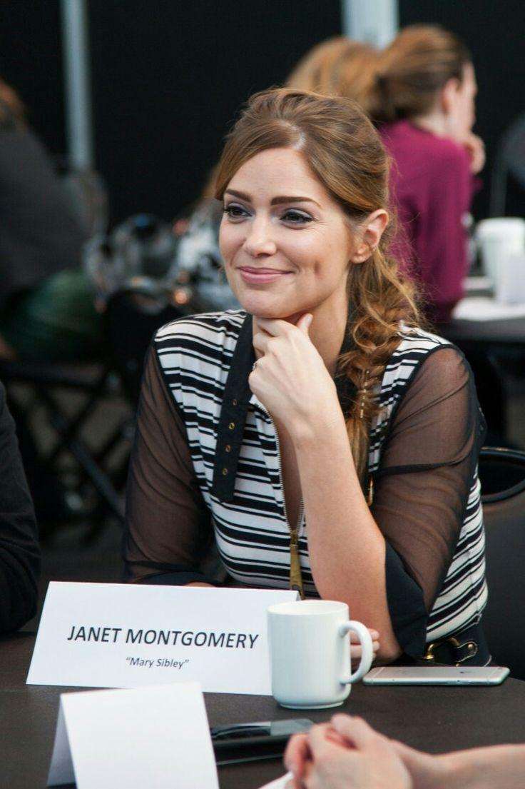 Janet Montgomery