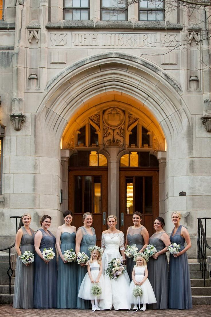 Breathtaking Book Wedding At Agnes Scott College In Atlanta, Ga