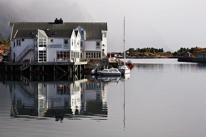 Norway – Henningsvaer Bryggehotel by Fabrizio Fenoglio