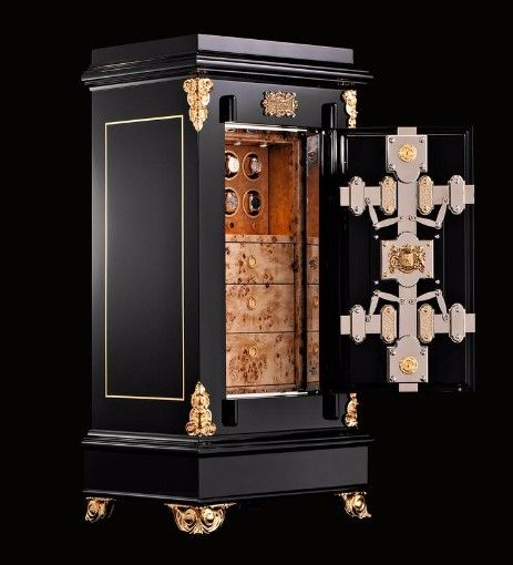 The Ultimate Luxury Safes Collection | See more at http://www.bocadolobo.com/en/inspiration-and-ideas/ultimate-luxury-safes-collection/
