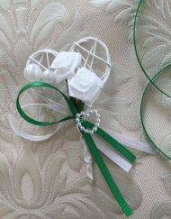 Stuhlhussen Mieten, Hochzeitseinladungen, Hochzeitsanstecker