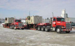 Toronto Ontario Heavy Transport Specialists