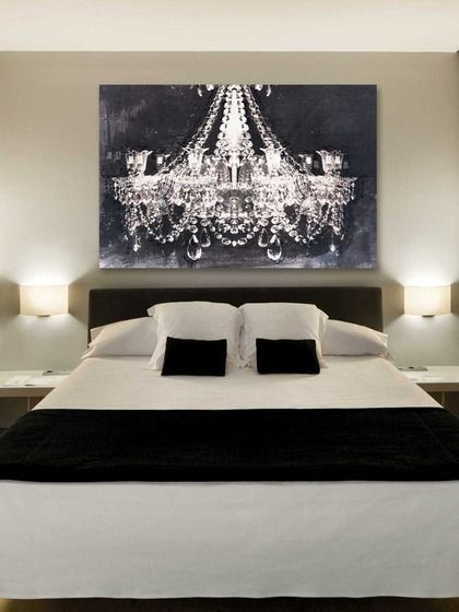 Dramatic Entrance Night Fine Art Canvas by Oliver Gal at Gilt.