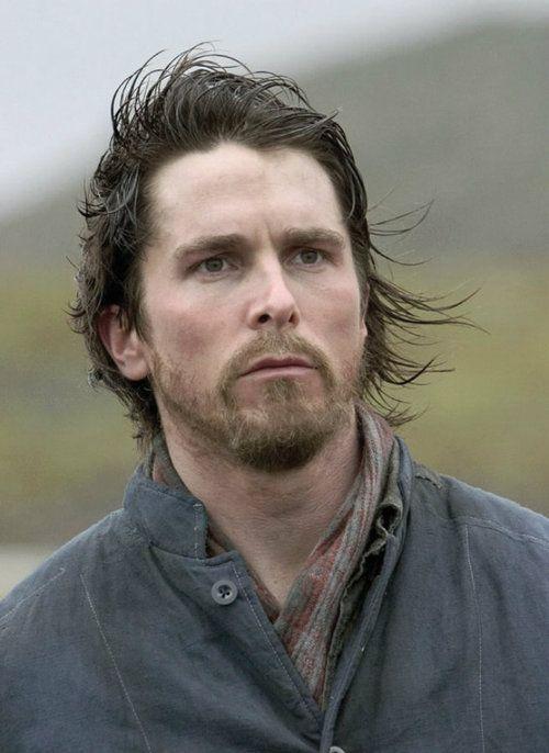 Bruce Wayne/Christian Bale in Batman Begins