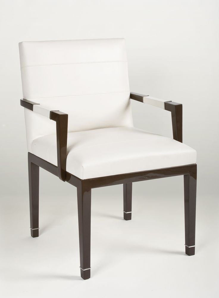 Buy Valentino Armchair   by Magni Home Collection   Made to Order designer  Furniture from Dering Hall s collection of Mid Century   Modern Dining  Chairs. Best 25  Modern dining chairs ideas on Pinterest   Modern dining