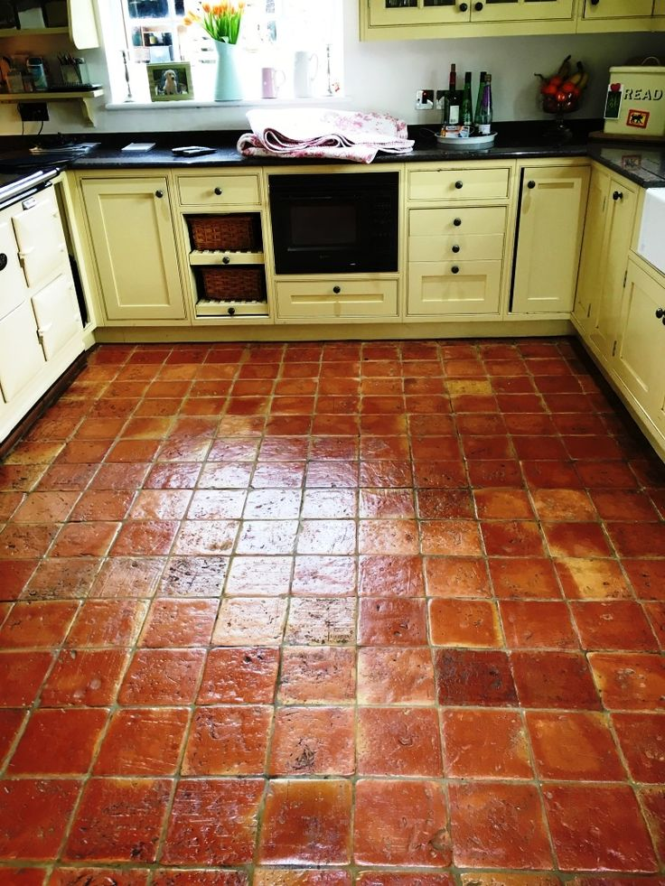 clean tile floor treatment for bathroom floor | kitchen:Stone Cleaning And Polishing For Terracotta Floors ...