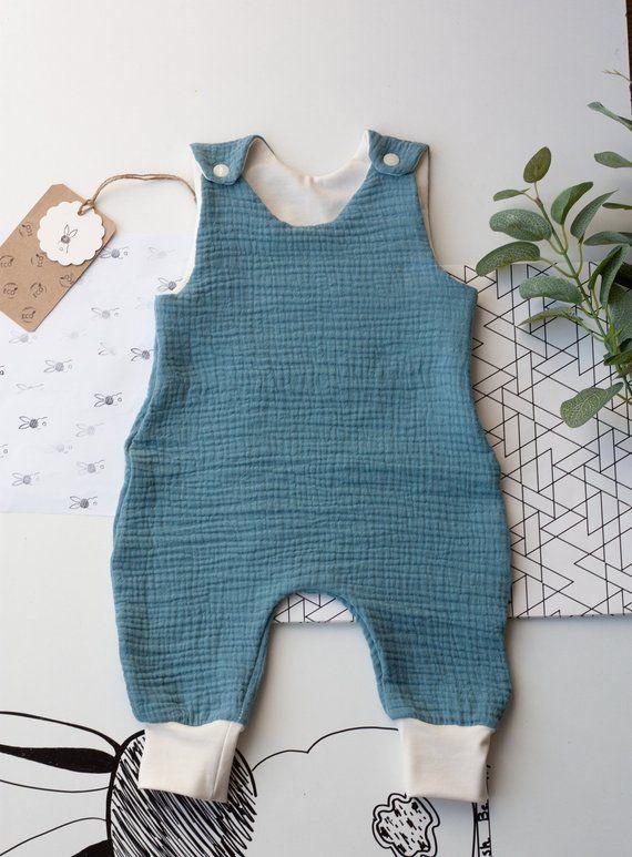 besserer Preis große Sammlung Detaillierung Sommer Strampler Baby Geschenk Geburt. Vêtements Bébé ...
