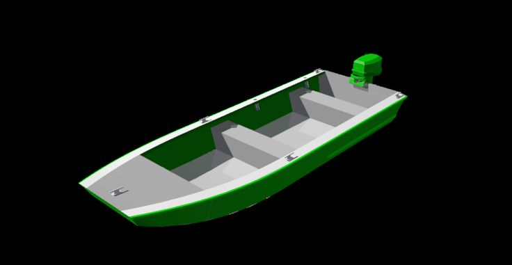 Jon Boat Plans & Kits    In Louisiana we use Jon Boats for all kinds of activities…Here are some of our Aluminum Jon Boat sizes.    12' Heavy Duty Jon Boat  14' Heavy Duty Jon Boat  16' Heavy Duty Jon Boat  18' Heavy Duty Jon Boat    We can also design a Custom Jon Boat Kit For You!