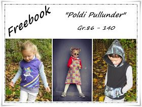 Freebook Poldi Tank Top 86 – 140 Nähen   – Freebooks nähen Kinderkleidung