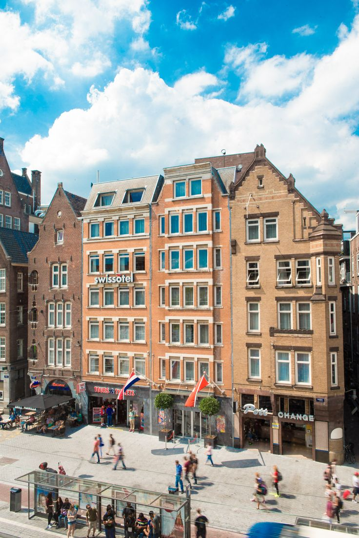 Swissôtel Amsterdam  http://www.swissotel.com/amsterdam