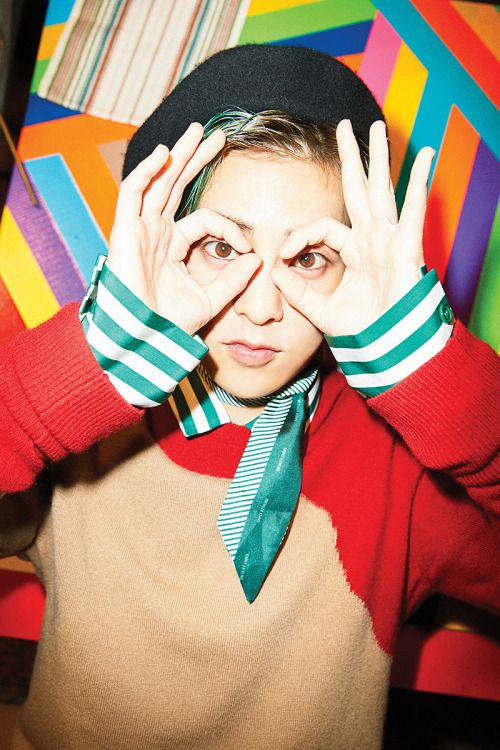 Xiumin - 161028 'Hey Mama!' teaser image Credit: Official EXO website.
