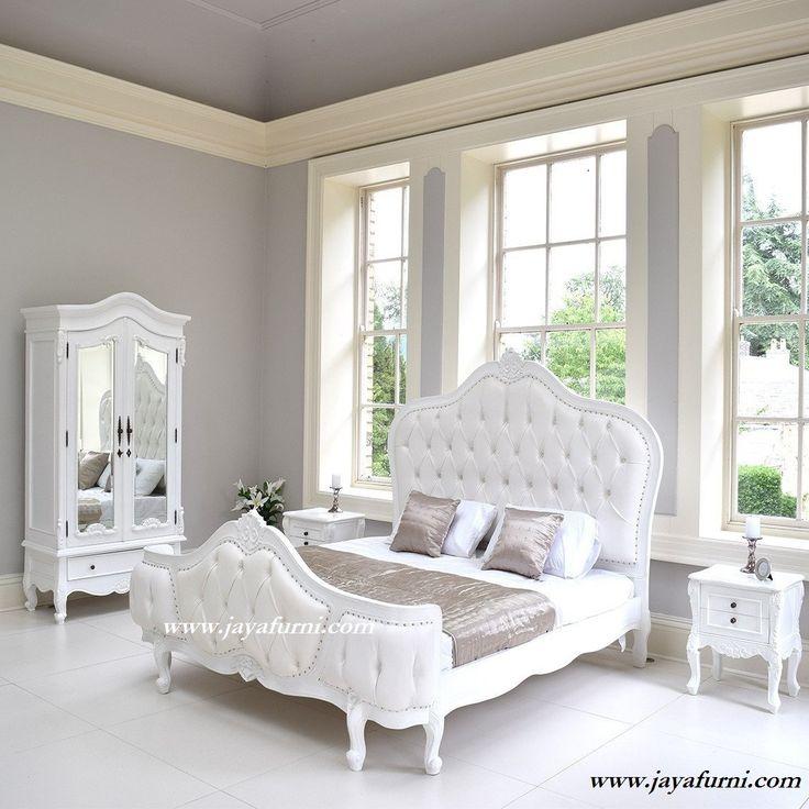 Tempat Tidur Mewah Louis Duco Jayafurni Memperkenalkan produk Tempat Tidur Mewah…