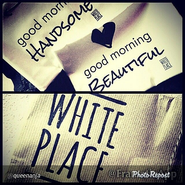 #poszewki #goodmorningbeautiful #goodmorninghandsome #bed