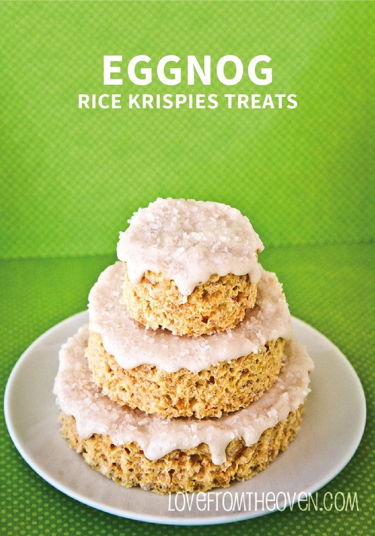 254 best holiday recipes images on pinterest holiday treats rice why are rice krispies treats the best dessert for the holidays you ask they solutioingenieria Gallery