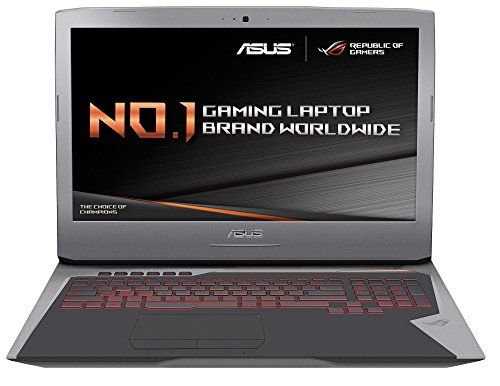 ASUS ROG G752VY-T7049T Notebook (i7-6820HQ, Blu-Ray DVD Combo, Touchpad, Windows 10 Home, 64-bit, 6th gen Intel Core i7) - http://www.computerlaptoprepairsyork.co.uk/laptop-computer/asus-rog-g752vy-t7049t-notebook-i7-6820hq-blu-ray-dvd-combo-touchpad-windows-10-home-64-bit-6th-gen-intel-core-i7