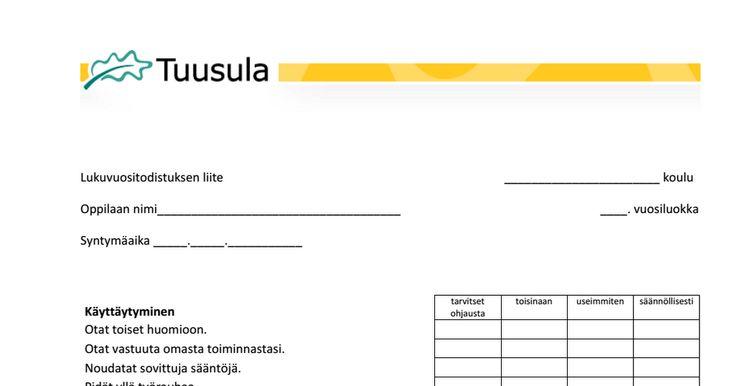Käyttäytyminen 1.-5. vuosiluokka, lukuvuositodistuksen liite.pdf
