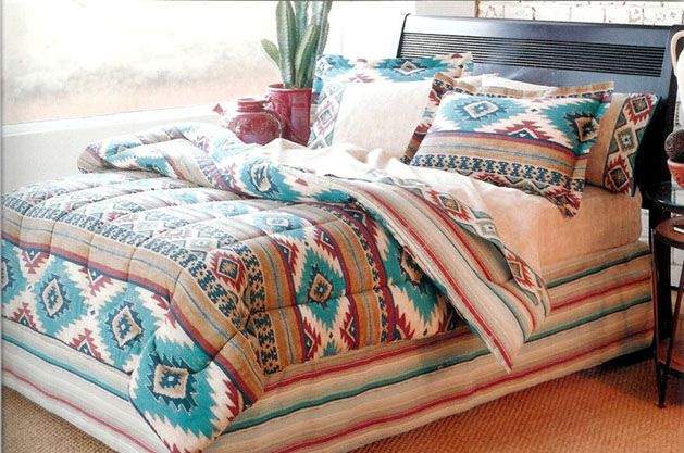 Home: Decorating in Navajo