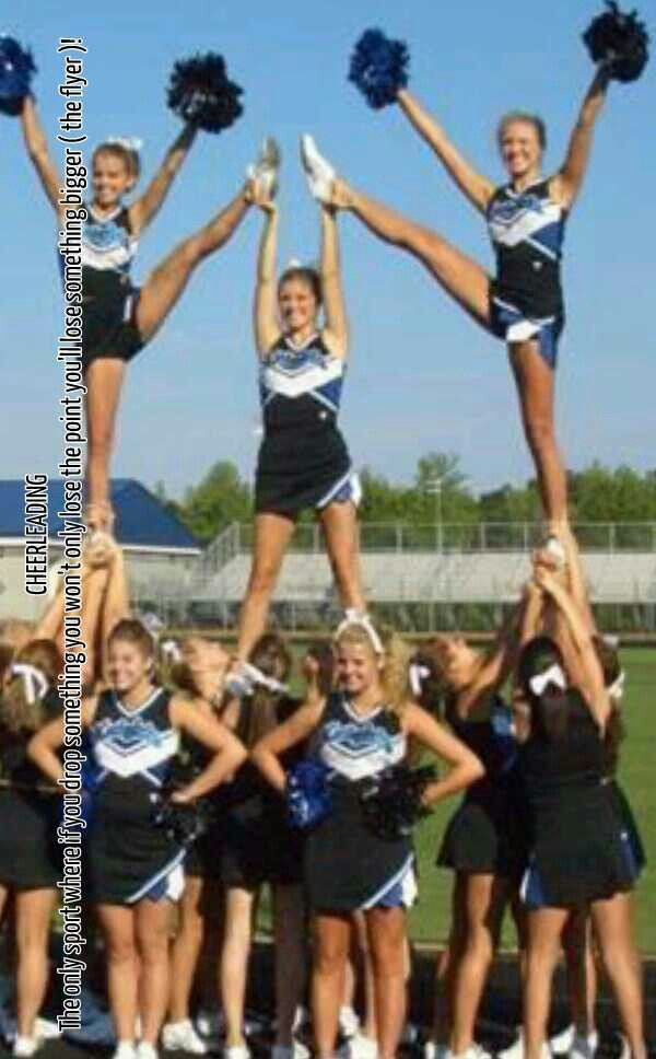 129 Best Best Gifts For 6 Year Girls Images On: 129 Best Images About Cheer Stunts On Pinterest