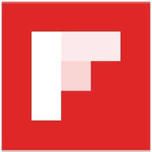 Flipboard - Sélection « Presse et Actualité » - Disponible sur iOS et Android.Cover art