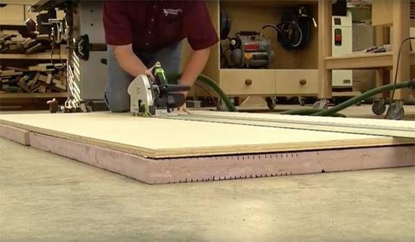 how to cut foam board cleanly