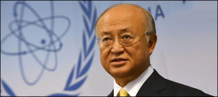UN atomic energy chief arrives in Pakistan today