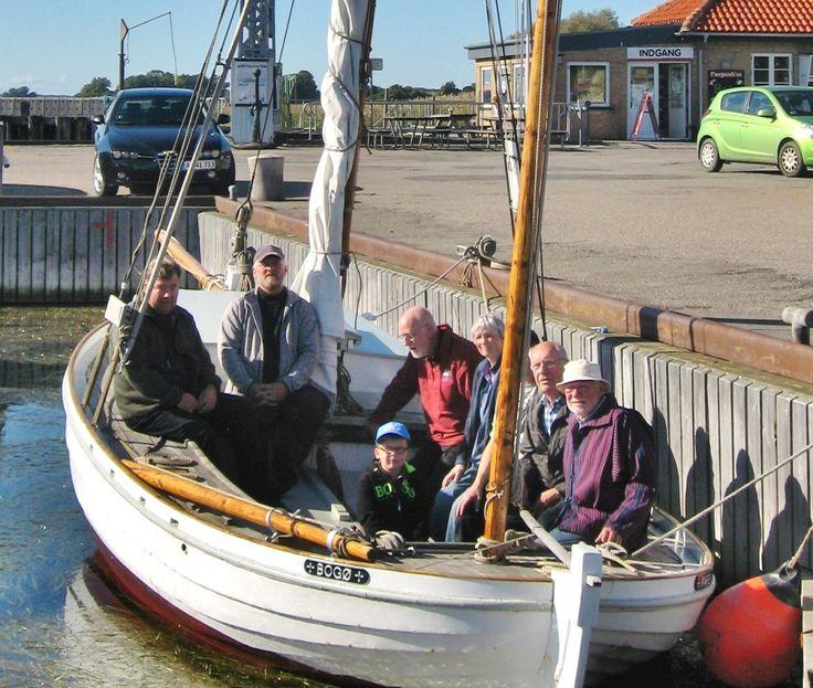 Bogøs historiske fiskerbåd - en sejlende kulturarv. En side om bevarings- og formidlingsindsatsen.