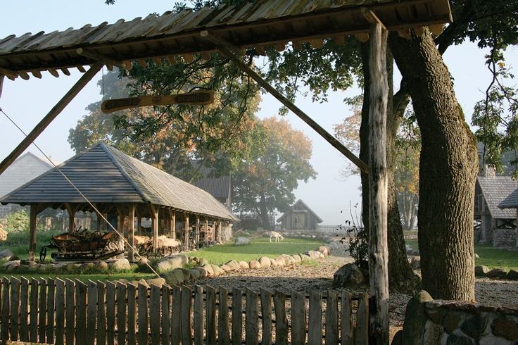 Country house; Udziejek, Suwalski Park Krajbrazowy / Poland