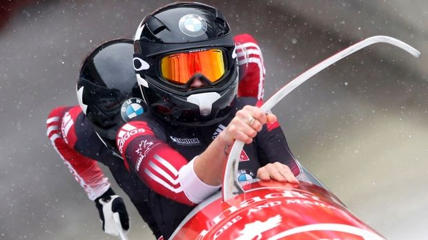 Kaillie Humphries #Sochi2014 #WEAREWINTER