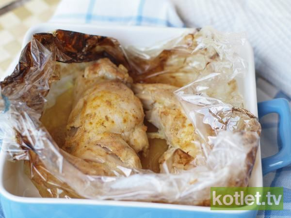 udka z kurczaka z piekarnika
