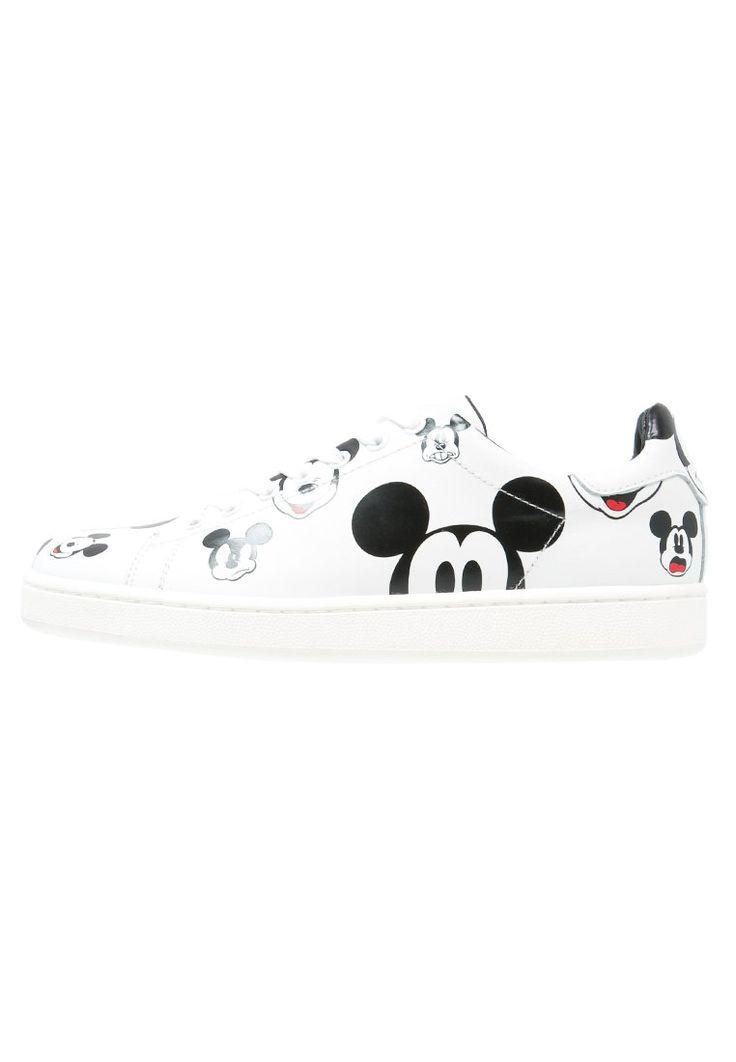 klassieke MOA - Master of Arts MOA Master of Arts MASTER OF ARTS / DISNEY Sneakers laag white (wit)