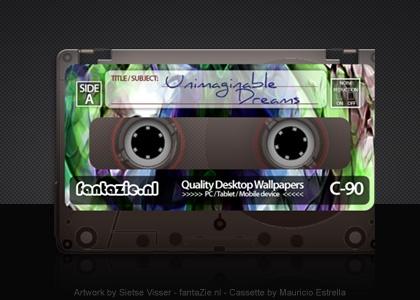 Cassette Unimaginable Dreams