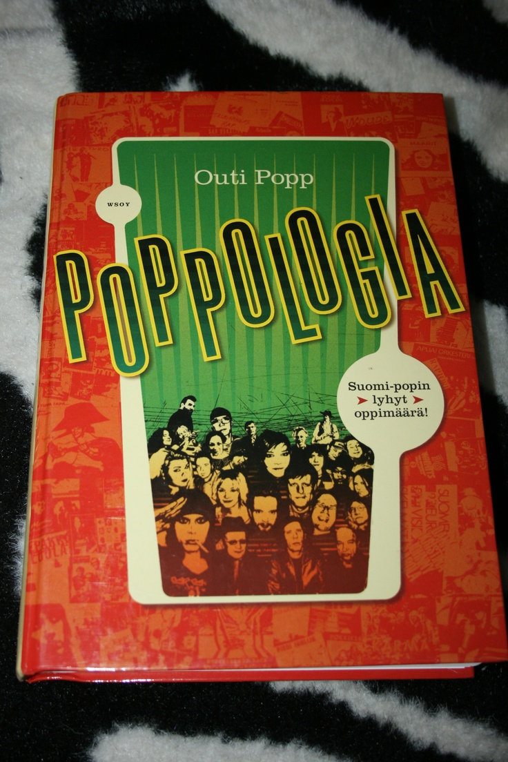 Poppologia- Outi Popp