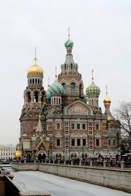 #храм #спас на крови #Санкт-Петербург
