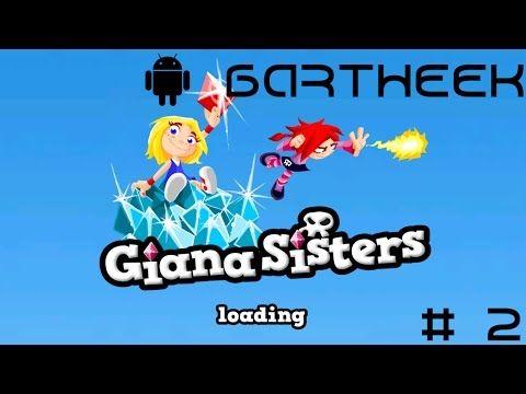 [# 2] Android : Giana Sisters - Nowe Etapy