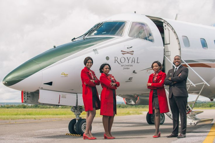 Uniforms for Royal Air Charters