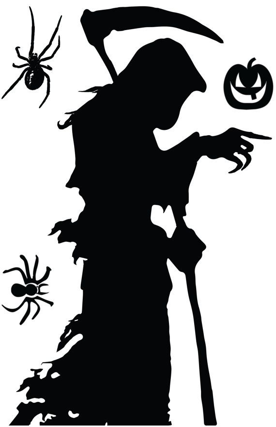 274 best Halloween - Silhouettes images on Pinterest ...