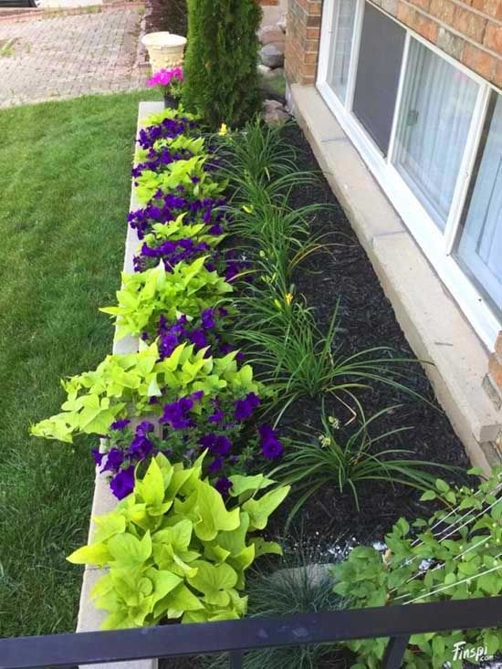 21 Awesome Garden Ideas For Small Flowers Decor Home Ideas Front Yard Landscaping Design Front Yard Garden Front Yard