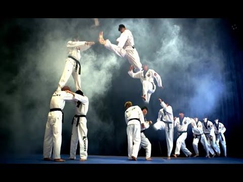 World best Taekwondo Skills by Superhumans - YouTube