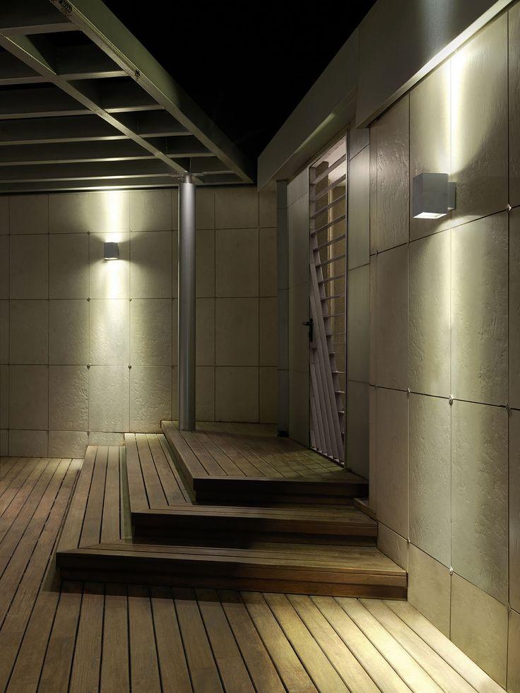 AFRODITA POWER LED #TheOne2017 #outdoor #wallfixture #aplique #lighting