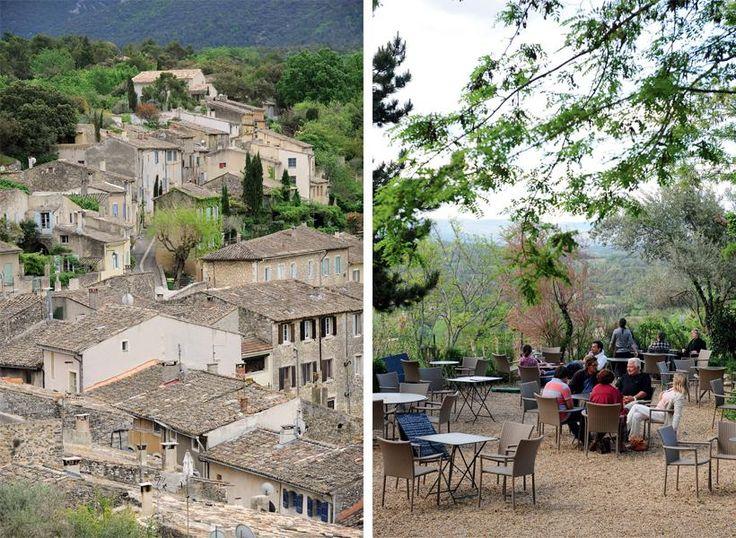 Provence - mukavimman kylän metsästys   Koti ja keittiö