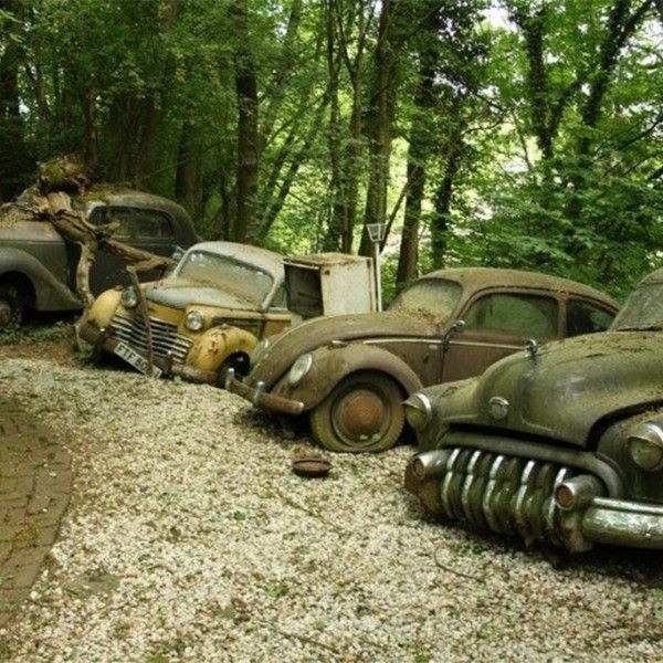 60 Best Salvage Yards Images On Pinterest